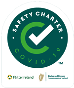 Covid Safety Charter logo